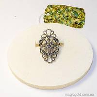 Серебряное кольцо Миледи