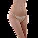 Трусики стринги одноразовые женские для процедур 50 шт (шоколадные), фото 4