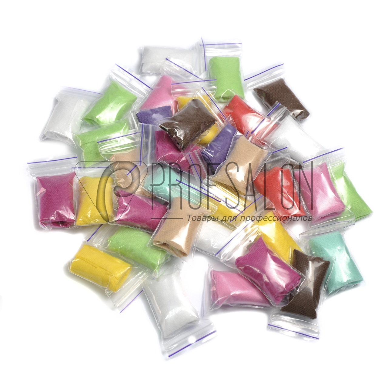 Трусики стринги одноразовые женские для процедур 50 шт (розовые)