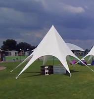 Павильон шатер садовый, беседка шатер для дачи