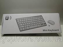 Беспроводный комплект клавиатура и мышка Mini Keyboard, фото 2