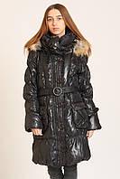 ab98b2a19c6 Куртка женская Cop.copine 40 (CH-8026 Black)