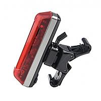 Фонарь габаритный задний BC-FL1231 LED, USB, (красный)