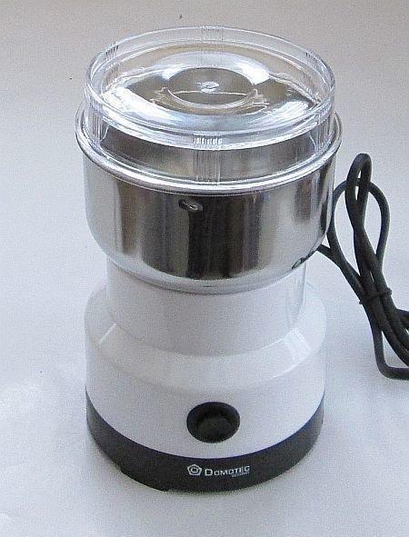 Кофемолка Domotec DT-1006 180 Вт