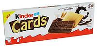 Печенье Kinder Cards