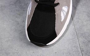 Стильные  мужские кроссовки Серый, фото 2