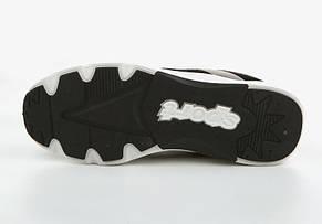 Стильные  мужские кроссовки Серый, фото 3