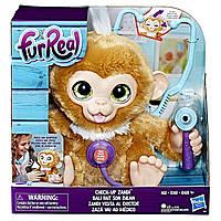 Интерактивная игрушка Обезьянка Занди furReal Check-up Zandi