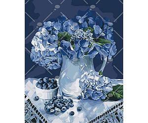 Картина по номерам Утро у бабушки КНО3036