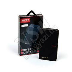 Дорожная зарядка Power Bank AKEKIO NB3 18200mAh черный