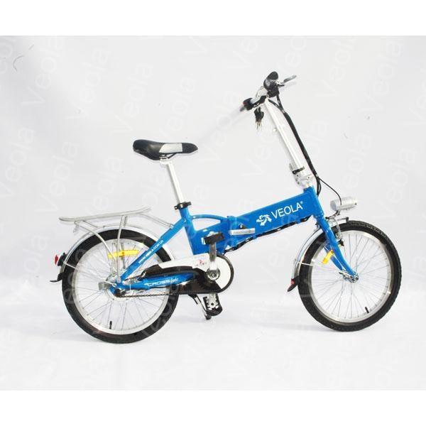 """Электровелосипед 20""""  VEOLA-SL-36V-250W"""
