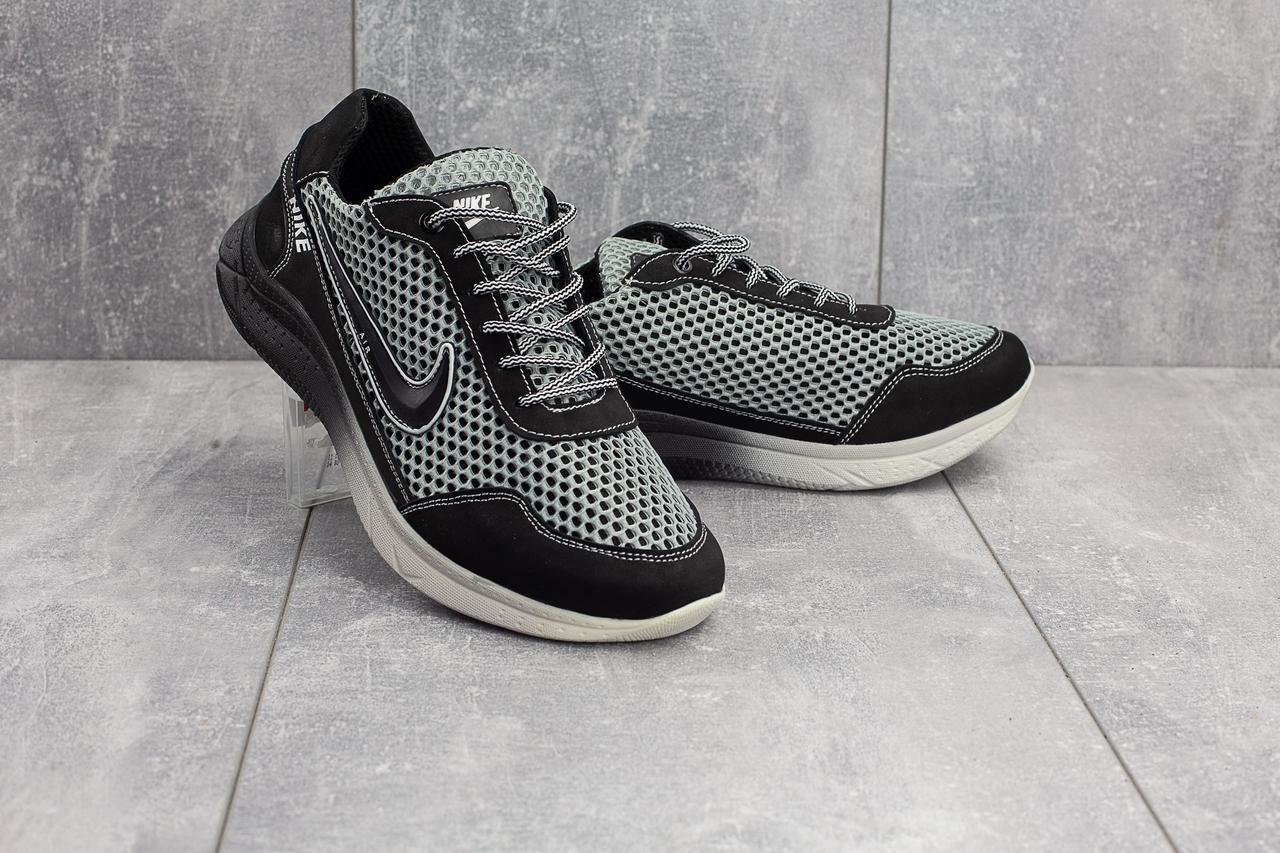 f08a786f1 Мужские летние кроссовки сетка Nike черно-серый: продажа, цена в ...