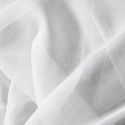 Лоскуток. Тюль вуаль белая №39283  98*290 см.