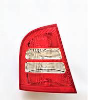 Фонарь задний левый стоп Шкода Октавия ТУР лифтбек ( седан ) SkodaMag 1U6945111C, фото 1