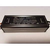 Драйвер для светодиодных панелей и светильников метал 36W