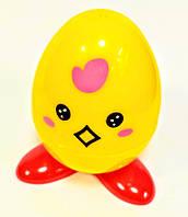 Лизун желе ароматизированый, Яйцо, желтый