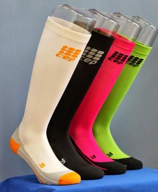 Компрессионные носки Medi CEP SKIING O2