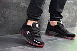 Мужские кроссовки Champion (черно-красные), фото 5