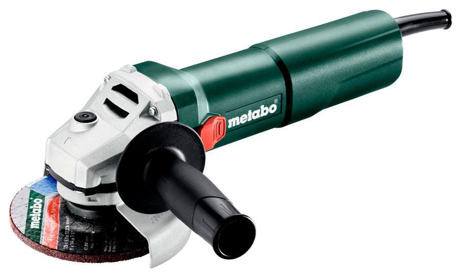 Болгарка Metabo W 1100-125 (603614000)