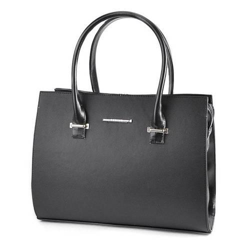 c9d17341f71e Сумка прямоугольная М123-48/33 черная саквояж: продажа, цена в Днепре.  женские сумочки и клатчи от