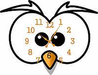 """Часы настенные """"Глаза совы"""""""