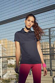 Спортивне жіноче поло 63-040-0