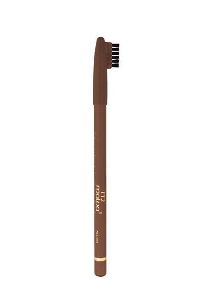 Олівець для брів Malva зі щіточкою №5