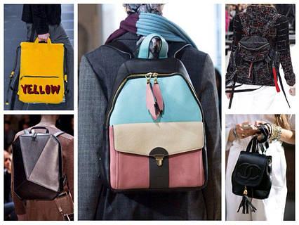 С чем носить рюкзак женщине? Женский рюкзак в современном образе