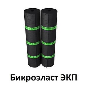 Бикроэласт ЭКП верхний слой с посыпкой (сланец серый) Еврорубероид Технониколь
