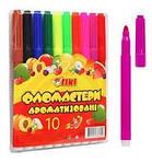 Фломастери 10-12 кольорів