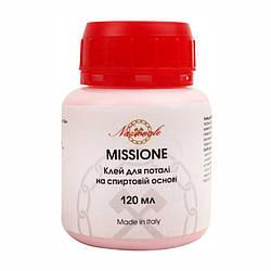 Клей (микстион) для потали, на спиртовой основе, 120 мл, Nazionale