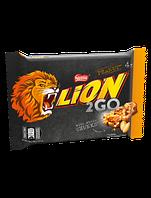 Батончики Lion 2 Go Peanut, фото 1