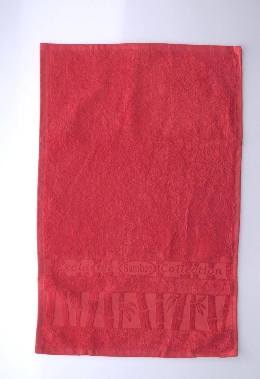 Набор махровых полотенец 30*50 упаковка6шт  фирмы Hanibaba