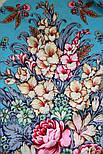 Златые дни 828-11, павлопосадский платок шерстяной с шелковой бахромой, фото 9