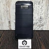 Противоударный чехол для Samsung S8 Plus (G955) Ultimate Черный