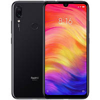 Смартфон Xiaomi Redmi Note 7 3/32Gb Space Black Global firmware (CN) 12 мес, фото 1