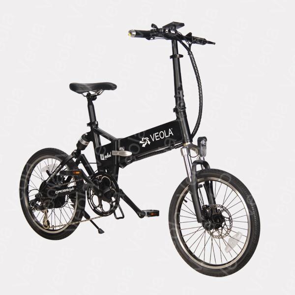 "Электровелосипед VEOLA-GL 20"" (36V / 250W литиевый аккумулятор)"