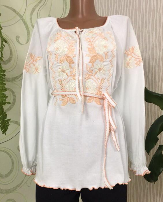 Блузка вышиванка подростковая.