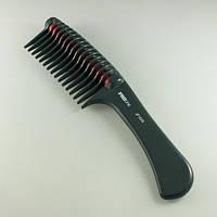 Гребень для прочёсывания окрашенных волос JF 1009