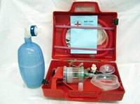 Аппарат для искусственной вентиляции легких c ручным приводом АДР-1200