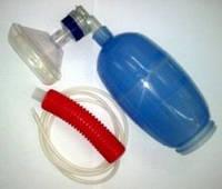 Аппарат в сборе с клапаном пациента и впускным клапаном к АДР-1200 мешок типа АМБУ
