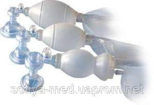 Мішок дихальний ручний «БІОМЕД» типу АМБУ з аксесуарами