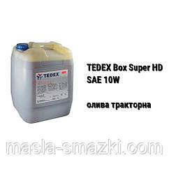 SAE 10W олива тракторна TEDEX Box Super HD 10W (20 л)