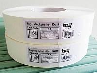 Лента бумажная Кнауф Курт для швов гипсокартона 75 м.п.
