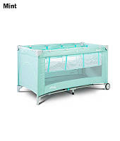Детская кровать манеж Caretero Basic Plus