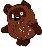 """Часы настенные """"Винни Пух"""""""