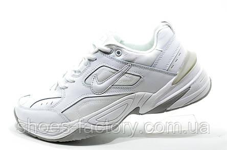 cfbfddf9 Мужские белые кроссовки в стиле Nike M2K Tekno (Air Monarch), фото 2