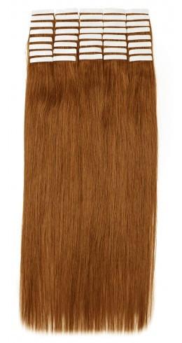 Волосы на лентах 70 см. Цвет #10 Натуральный русый, фото 1
