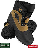 Утепленные рабочие ботинки BSNOW-WOOD.