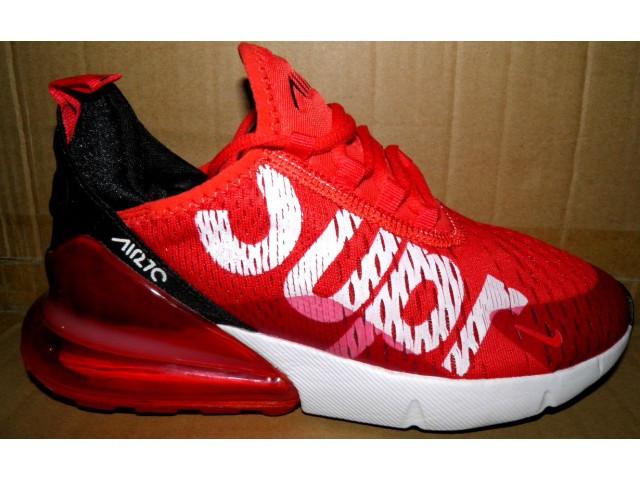 Кроссовки подростковые Nike (Реплика) S 270-3 красный